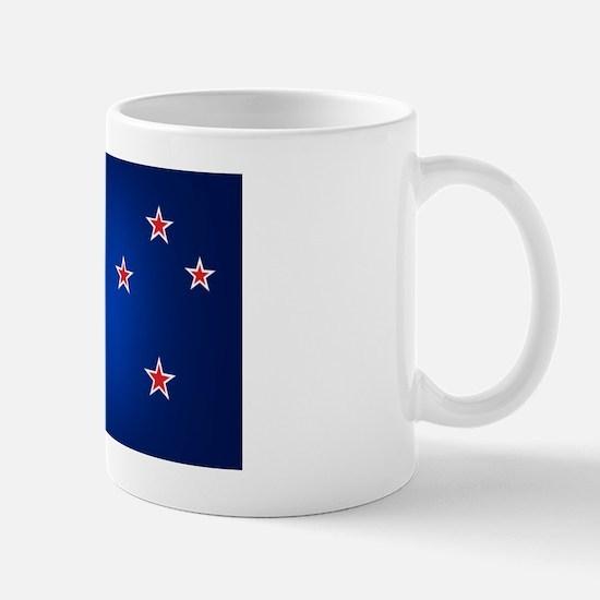 New Zealand (Laptop) Mug