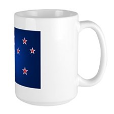 New Zealand (Laptop) Mug