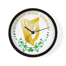 logo7inch Wall Clock