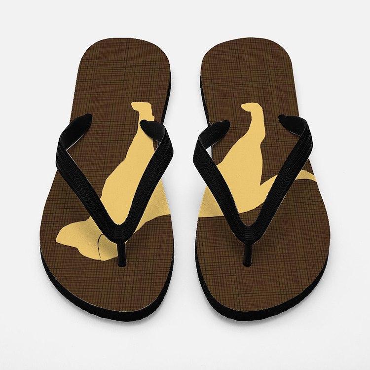 yellowlabpillow Flip Flops
