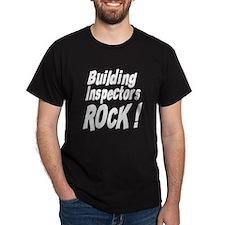 Building Inspectors Rock ! T-Shirt