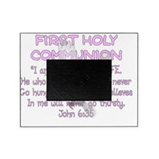 first communion dove Picture Frame