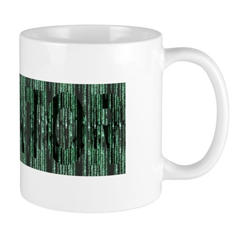 Operator Mug