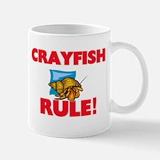 Crayfish Rule! Mugs