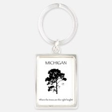 theRightHeight_Front_Combo_2 Portrait Keychain