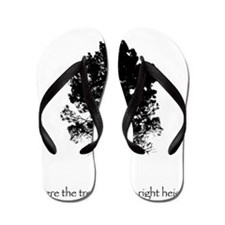 theRightHeight_Front_Combo_1 Flip Flops