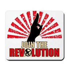 Hunger Games Revolution Mousepad