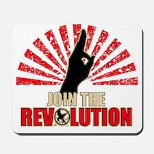 Hunger Games Revolution Mousepad