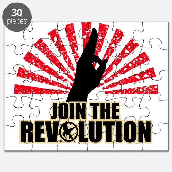 Hunger Games Revolution Puzzle