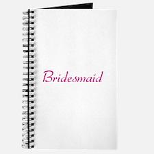 Bridesmaid Journal