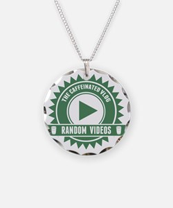 Caffeinated Vlog Seal Necklace