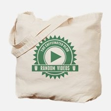 Caffeinated Vlog Seal Tote Bag