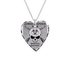 Zombie Response Team Modesto Necklace