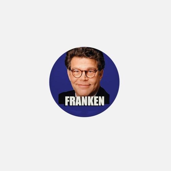 Franken for US Senate Mini Button