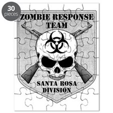 Zombie Response Team Santa Rosa Puzzle