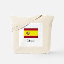 Spain - Spanish Flag Tote Bag