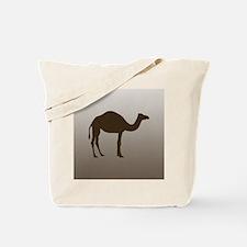 camel53Sq Tote Bag