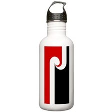 Maori Flag (incred2) Water Bottle