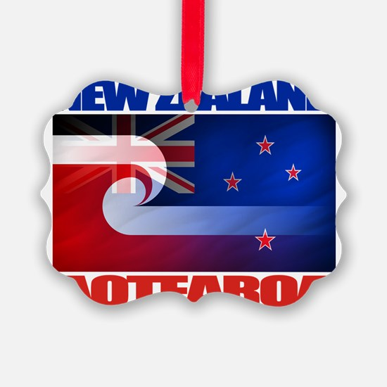 NZ-Aotearoa Flag Ornament