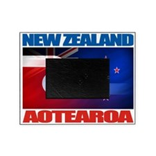 NZ-Aotearoa Flag (L) Picture Frame