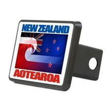 NZ-Aotearoa Flag (L) Hitch Cover