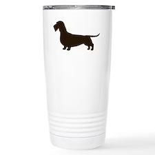 wirehaireddoxiechoc Ceramic Travel Mug