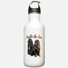 two newfslove Water Bottle