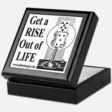 Get A Rise Keepsake Box