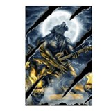 Werewolf Postcards