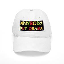 anti obama anybody but comic sansdbump Baseball Cap
