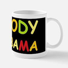 anti obama anybody but comic sansdbump Mug