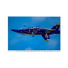 Blues_11x17b Rectangle Magnet