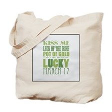 stpatriccks3 Tote Bag
