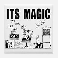 itsmagic2 Tile Coaster