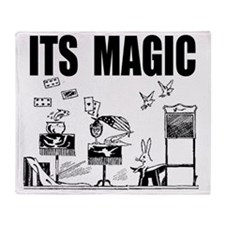 itsmagic2 Throw Blanket