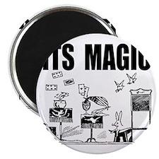 itsmagic2 Magnet