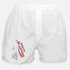 Phone logo aircamper transp Boxer Shorts
