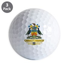 Christchurch (Flag 10) 2 Golf Ball