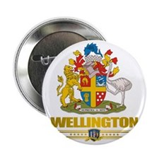 "Wellington (Flag 10) 2 2.25"" Button"