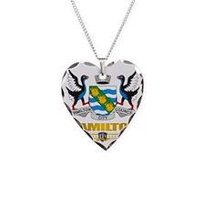Hamilton (Flag 10) 2 Necklace