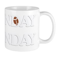 Sunday Funday Football Mug