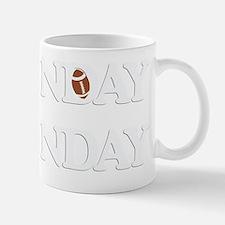 Sunday Funday Football Mug