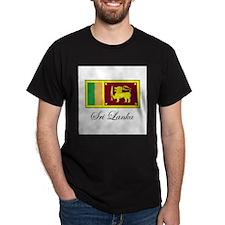 Sri Lanka - Flag T-Shirt