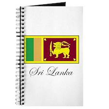 Sri Lanka - Flag Journal