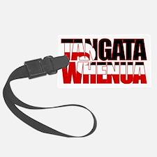 Tangata Whenua (fill) Luggage Tag