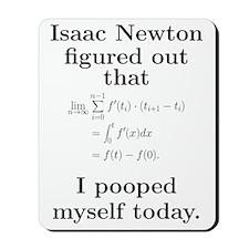 Newton Mousepad