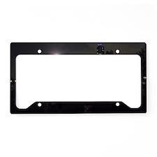 DSCF5165 License Plate Holder