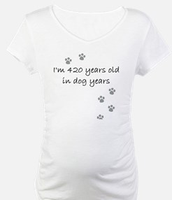 60 dog years 2-1 Shirt