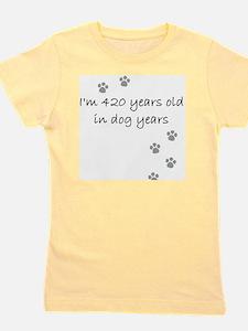 60 dog years 2-1 Girl's Tee