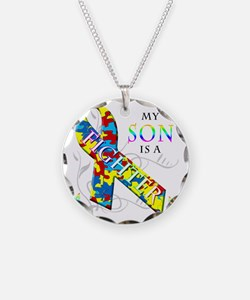 My Son is a Fighter Necklace